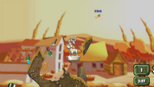 Worms: Open Warfare 2 Screenshot 11