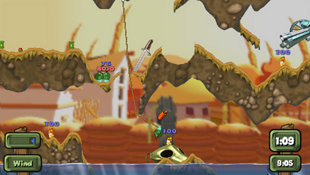 Worms: Open Warfare 2 Screenshot 12