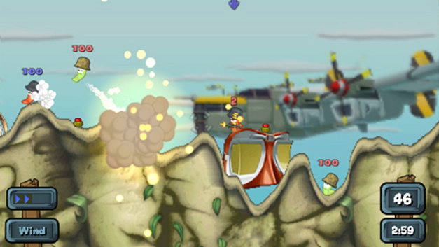 Worms: Open Warfare 2 Screenshot 16