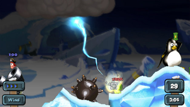Worms: Open Warfare 2 Screenshot 1