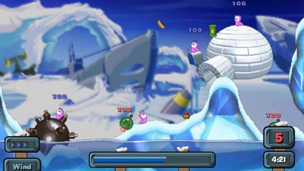 Worms: Open Warfare 2 Screenshot 4