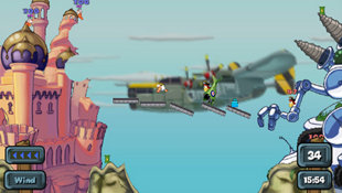 Worms: Open Warfare 2 Screenshot 5