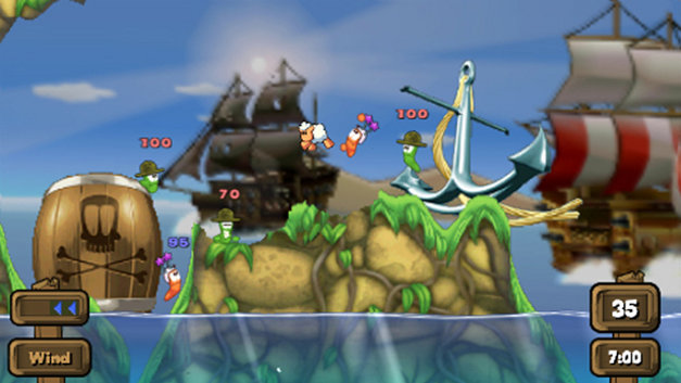 Worms: Open Warfare 2 Screenshot 7