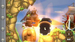 Worms: Open Warfare 2 Screenshot 8