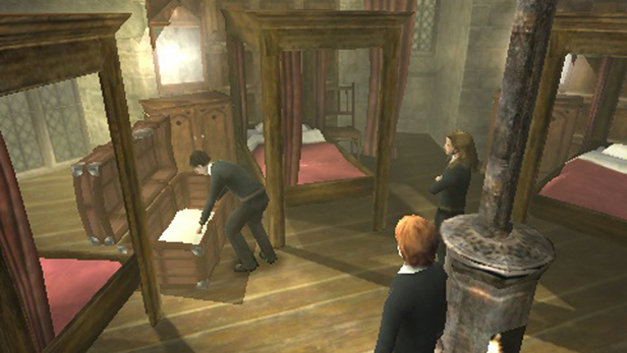 Harry Potter and the Order of the Phoenix Screenshot 1