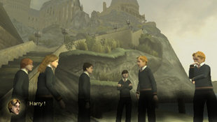 Harry Potter and the Order of the Phoenix Screenshot 5