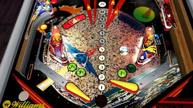 Pinball Hall of Fame - The Williams Collection Screenshot 1