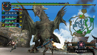 Monster Hunter Freedom 2 Screenshot 2