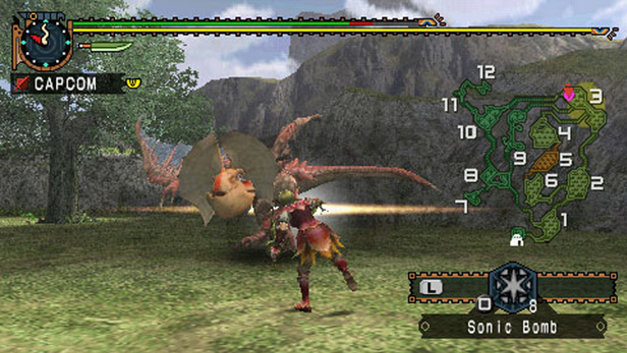 Monster Hunter Freedom 2 Screenshot 4