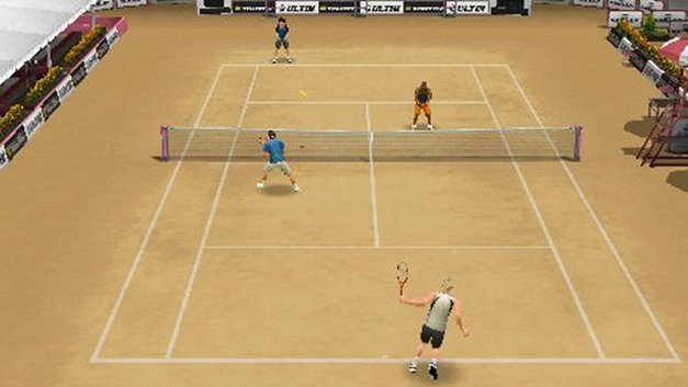 Smash Court Tennis 3 Screenshot 1
