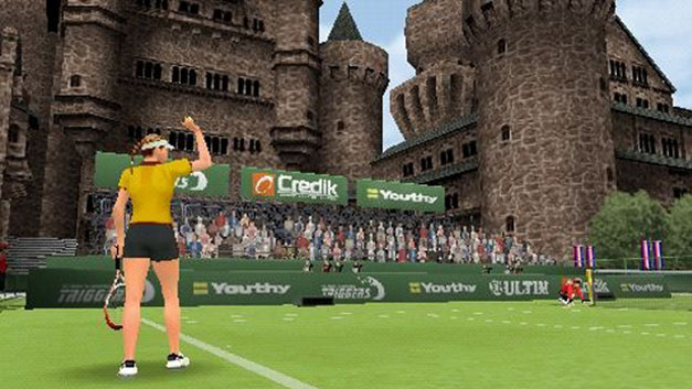 Smash Court Tennis 3 Screenshot 4