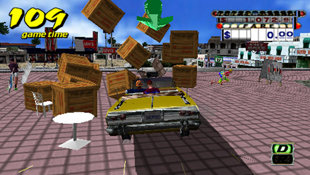 Crazy Taxi™: Fare Wars Screenshot 3