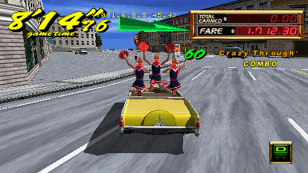 Crazy Taxi™: Fare Wars Screenshot 4