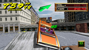Crazy Taxi™: Fare Wars Screenshot 5