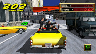 Crazy Taxi™: Fare Wars Screenshot 6