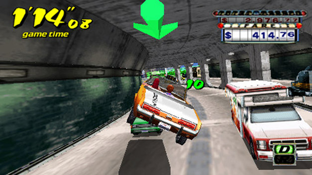 Crazy Taxi™: Fare Wars Screenshot 7