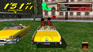 Crazy Taxi™: Fare Wars Screenshot 8