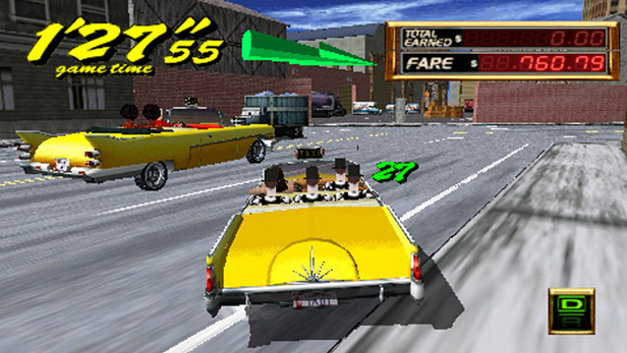 Crazy Taxi™: Fare Wars Screenshot 1