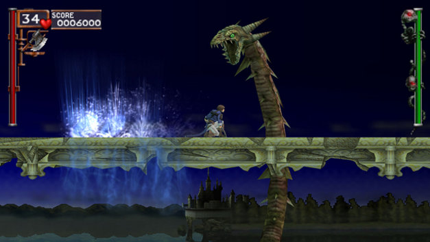 Castlevania: The Dracula X Chronicles Screenshot 1