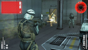 Metal Gear Solid Portable Ops Plus Screenshot 2