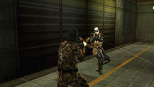 Metal Gear Solid Portable Ops Plus Screenshot 3