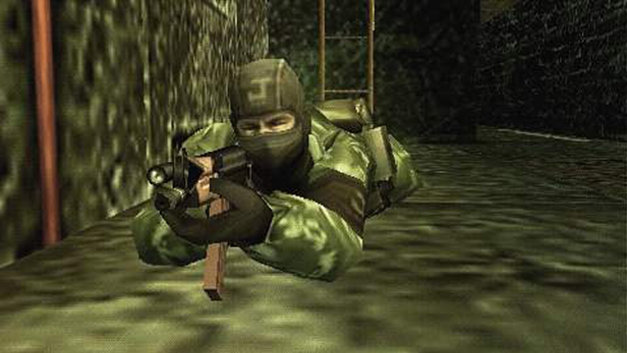 Metal Gear Solid Portable Ops Plus Screenshot 4
