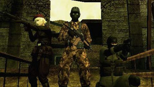 Metal Gear Solid Portable Ops Plus Screenshot 5