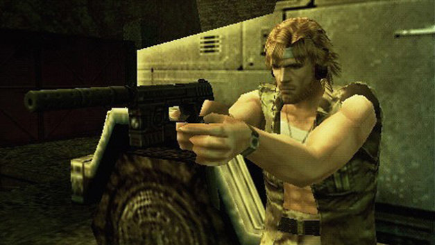 Metal Gear Solid Portable Ops Plus Screenshot 7