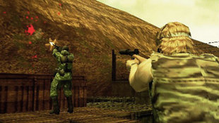 Metal Gear Solid Portable Ops Plus Screenshot 9