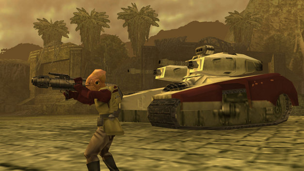 Star Wars Battlefront: Renegade Squadron Screenshot 1