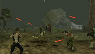 Star Wars Battlefront: Renegade Squadron Screenshot 2