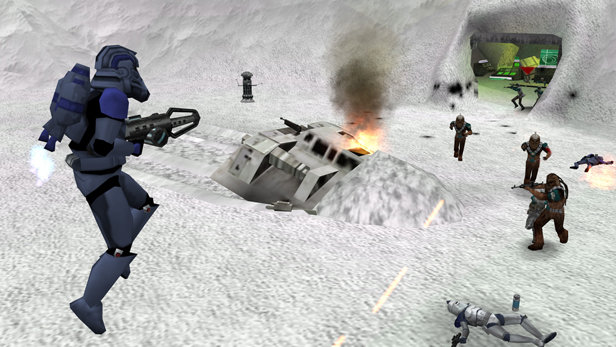 Star Wars Battlefront: Renegade Squadron Game | PSP
