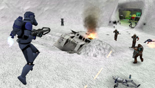 Star Wars Battlefront: Renegade Squadron Screenshot 3