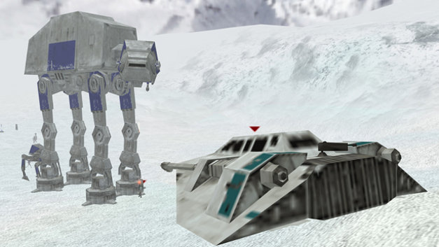 Star Wars Battlefront: Renegade Squadron Screenshot 4
