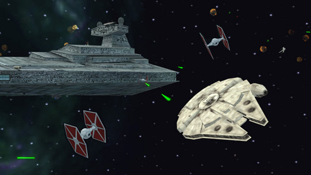 Star Wars Battlefront: Renegade Squadron Screenshot 7