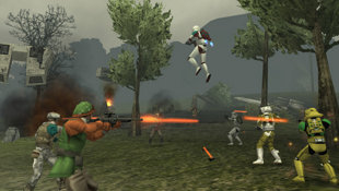 Star Wars Battlefront: Renegade Squadron Screenshot 8