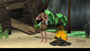 The Sims 2: Castaway Screenshot 3