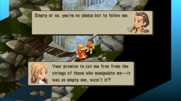 FINAL FANTASY TACTICS®: THE WAR OF THE LIONS™ Screenshot 1