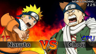 Naruto: Ultimate Ninja Heroes Screenshot 2