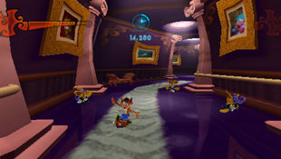Crash of the Titans Screenshot 3