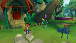 Crash of the Titans Screenshot 8