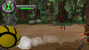 Ben 10: Protector of Earth Screenshot 2