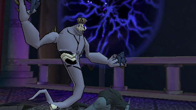Ben 10: Protector of Earth Screenshot 4
