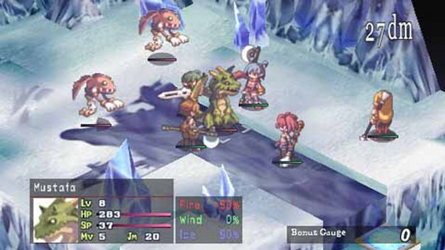 Disgaea: Afternoon of Darkness Screenshot 1