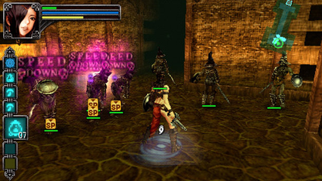 Warriors of the Lost Empire Screenshot 10