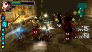 Warriors of the Lost Empire Screenshot 12