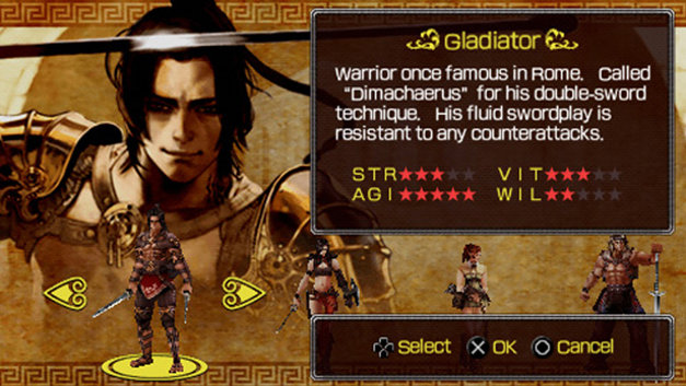 Warriors of the Lost Empire Screenshot 1