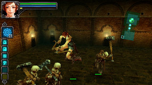 Warriors of the Lost Empire Screenshot 2