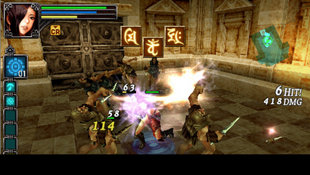 Warriors of the Lost Empire Screenshot 3
