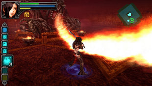 Warriors of the Lost Empire Screenshot 5